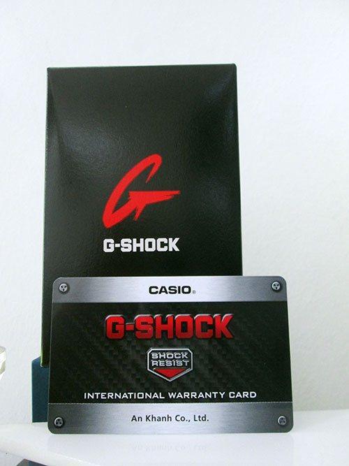 the bao hanh gshock - Đồng Hồ Nam G Shock GA-800SC-7A Dây Nhựa Màu Trắng
