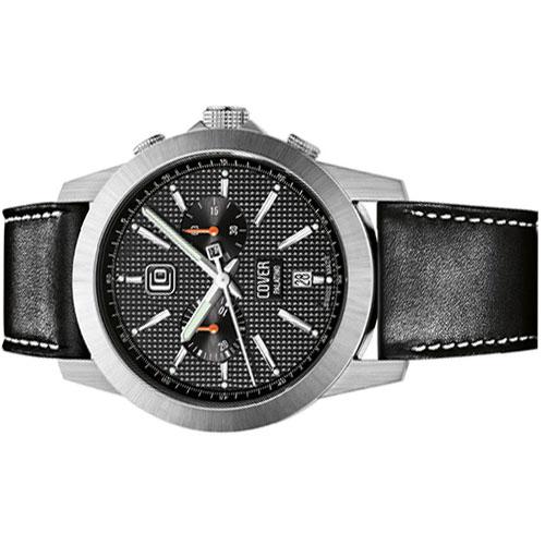 Co155 03 4 - Đồng hồ Cover Co155.03 Black- Dây Da