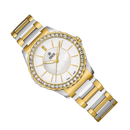 Co191 02 4 - Đồng hồ Nữ Cover Co191.02 - Dây Kim Loại Mạ Vàng