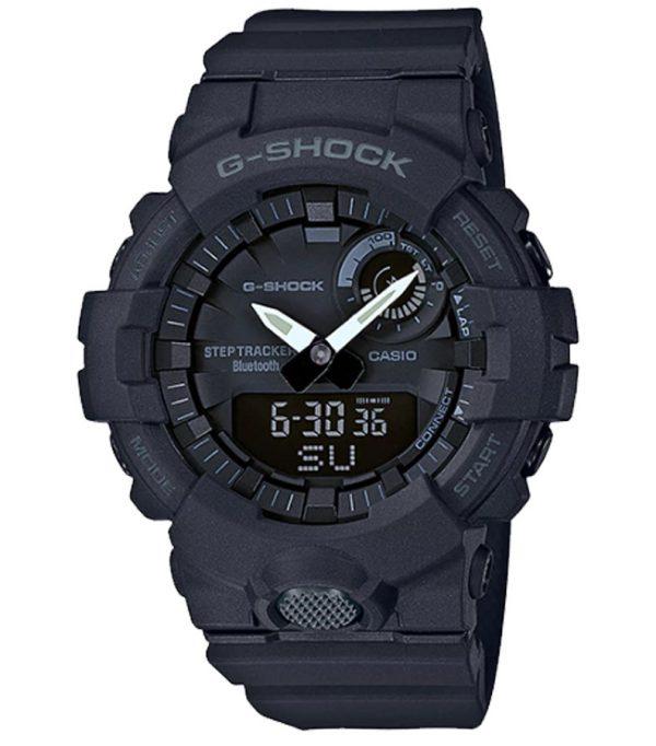 GBA 800 1A 001 600x682 - Đồng Hồ Nam Casio G Shock GBA-800-1ADF Kết Nối Điện Thoại