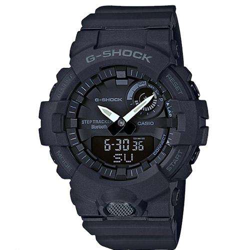 GBA 800 1A 1 - Đồng Hồ Nam Casio G Shock GBA-800-1ADF Kết Nối Điện Thoại