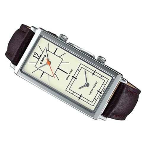 LTP E151L 5B 4 - Đồng hồ Nữ Casio LTP-E151L-5B Dây Da Thật