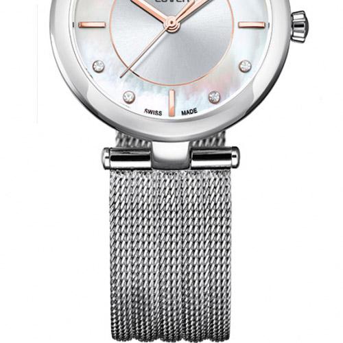 Co193 02 5 - Đồng hồ Nữ Cover CO193.01 Quartz - Dây Kim Loại