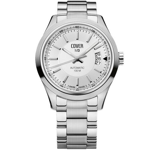 CoA3 02 000 - Đồng hồ Nam Cover CoA3.02 Automatic - Dây Kim Loại