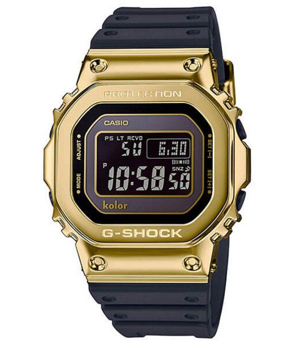 GMW B5000KL 9 00000 600x682 - Đồng Hồ Nam Casio G Shock GMW-B5000KL-9AVDF Dây Nhựa Cao Cấp