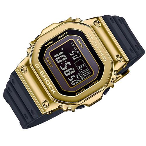 GMW B5000KL 9 1 - Đồng Hồ Nam Casio G Shock GMW-B5000KL-9AVDF Dây Nhựa Cao Cấp