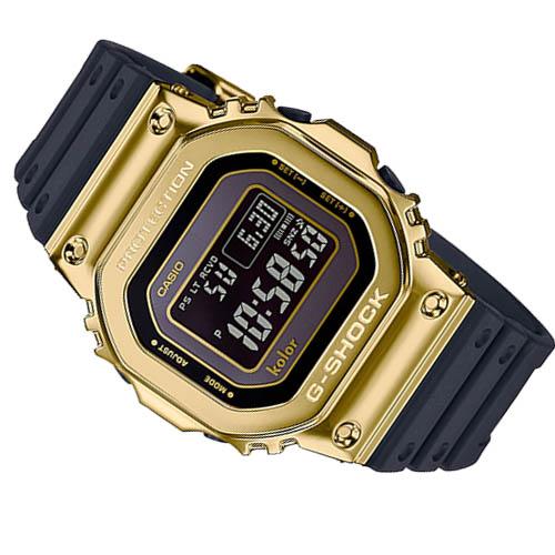 GMW B5000KL 9 2 - Đồng Hồ Nam Casio G Shock GMW-B5000KL-9AVDF Dây Nhựa Cao Cấp