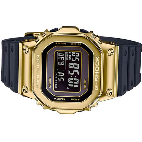 GMW B5000KL 9 3 - Đồng Hồ Nam Casio G Shock GMW-B5000KL-9AVDF Dây Nhựa Cao Cấp