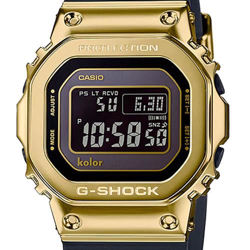 GMW B5000KL 9 4 - Đồng Hồ Nam Casio G Shock GMW-B5000KL-9AVDF Dây Nhựa Cao Cấp