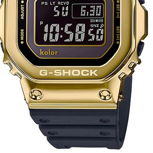 GMW B5000KL 9 5 - Đồng Hồ Nam Casio G Shock GMW-B5000KL-9AVDF Dây Nhựa Cao Cấp