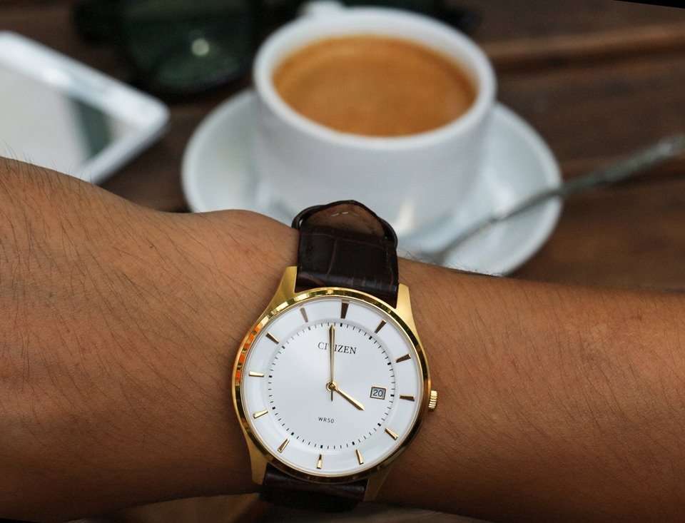 dong ho citizen 009 - Những điều cần biết về đồng hồ Citizen Quartz Nhật Bản
