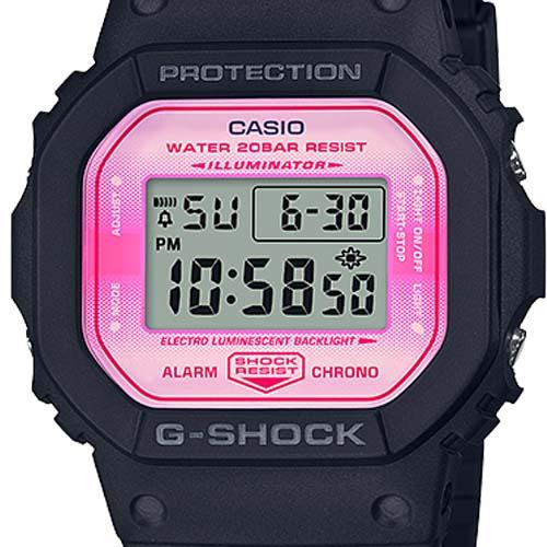 DW 5600TCB 1 5 - Đồng Hồ Nam Casio G Shock DW-6900TCB-4 Dây Nhựa