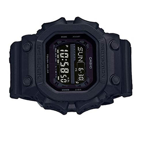 GX 56BB 1DR 10 - Đồng Hồ Nam Casio G Shock GX-56BB-1DR Dây Nhựa - Pin Mặt Trời