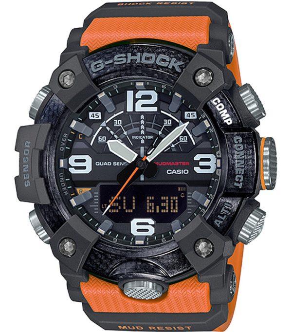 GG B100 1A9 01 600x682 - Đồng Hồ Nam G Shock GG-B100-1A9 Kết Nối Điện Thoại