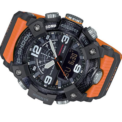 GG B100 1A9 1 - Đồng Hồ Nam G Shock GG-B100-1A9 Kết Nối Điện Thoại