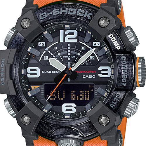 GG B100 1A9 4 - Đồng Hồ Nam G Shock GG-B100-1A9 Kết Nối Điện Thoại