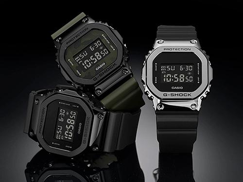 Những tính năng vượt trội của đồng hồ Casio G-Shock mà bạn không lên bỏ qua