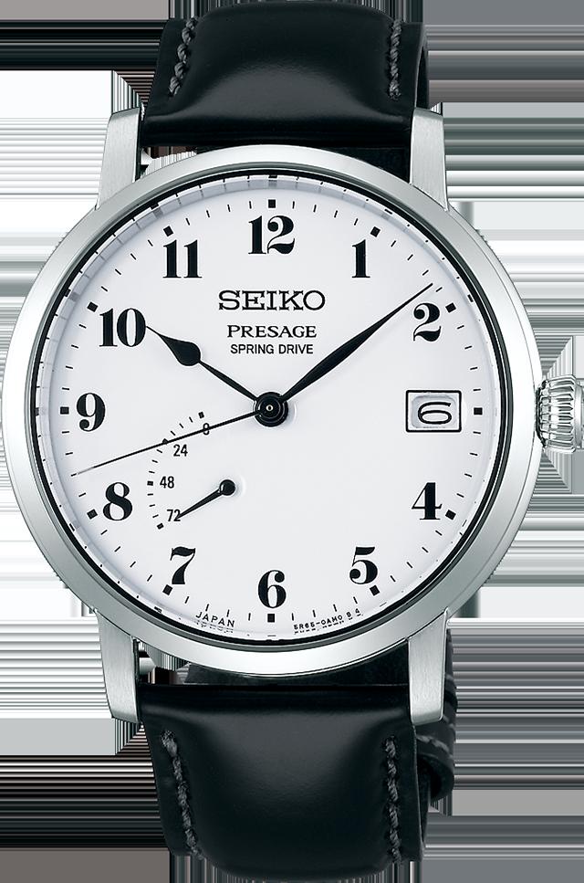 product img - SNR039J1 & SNR037J1 Ra mắt mẫu đồng hồ Seiko Chuyển động của Spring Drive cực chất
