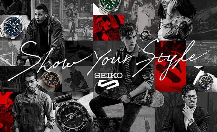 Đồng hồ Seiko 5 Sports – Hồi sinh thiết kế đậm chất thể thao