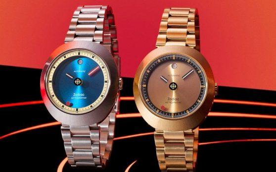 Ngắm bộ đôi đồng hồ Zodiac phiên bản giới hạn siêu chất năm 2019
