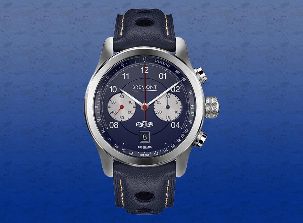 bremont - Top 7 mẫu đồng hồ nam màu xanh The Chronograph Blues tốt nhất