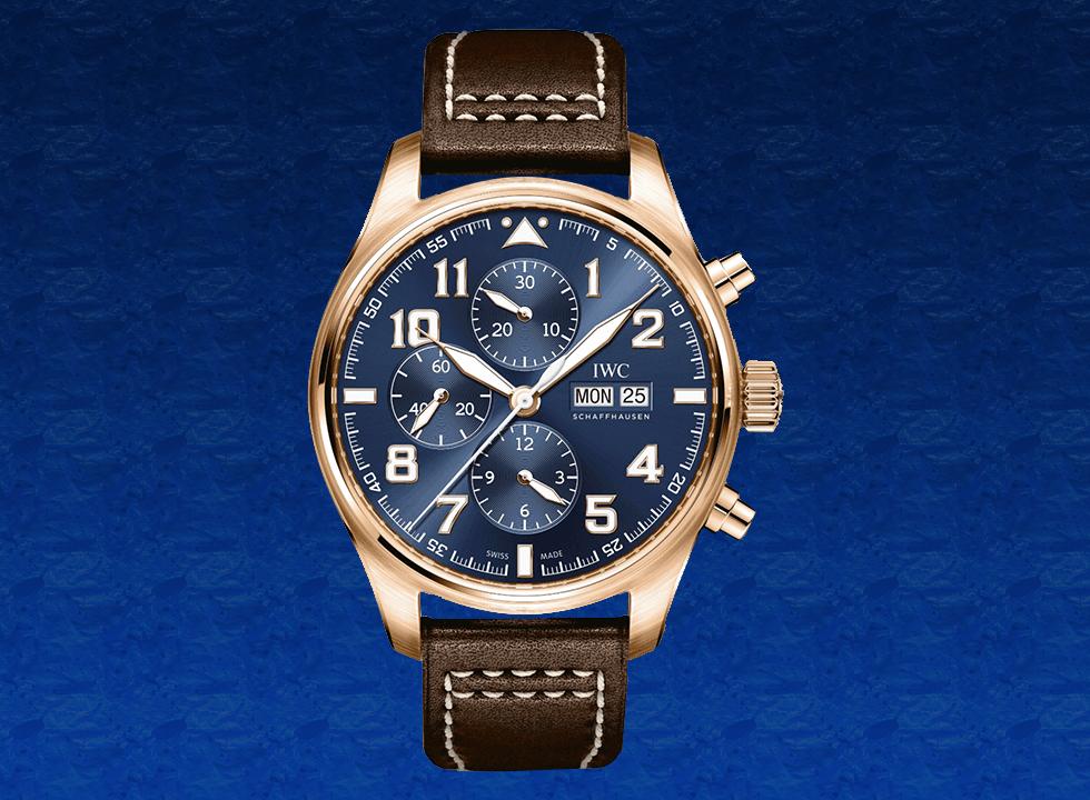 lepetitprince - Top 7 mẫu đồng hồ nam màu xanh The Chronograph Blues tốt nhất