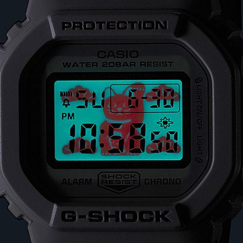 DW 5600TMN 7 11 - Đồng Hồ Nam Casio G Shock DW-5600TMN-7 Dây Nhựa