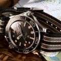Đồng hồ Omega chính hãng ra mắt phiên bản OMEGA Seamaster Diver 300M 007 Edition