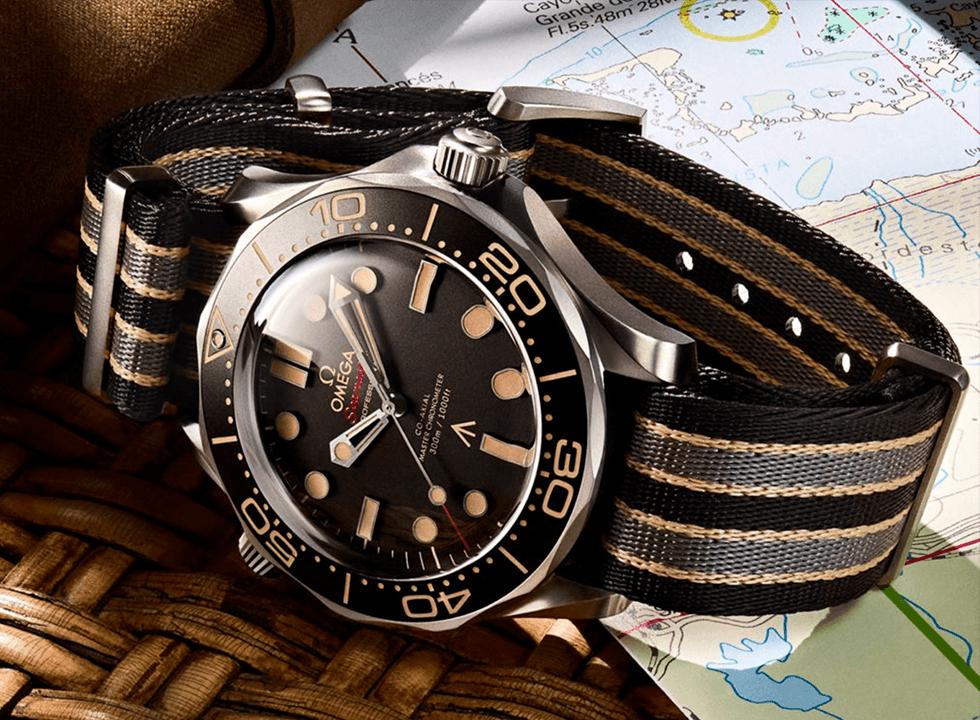 omega seamaster 3 - Đồng hồ Omega chính hãng ra mắt phiên bản OMEGA Seamaster Diver 300M 007 Edition