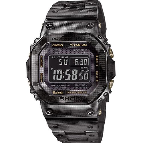 GMW B5000TCM 1 000 1 - Đồng Hồ Nam Casio G Shock GMW-B5000TCM-1 Dây Đeo Titan