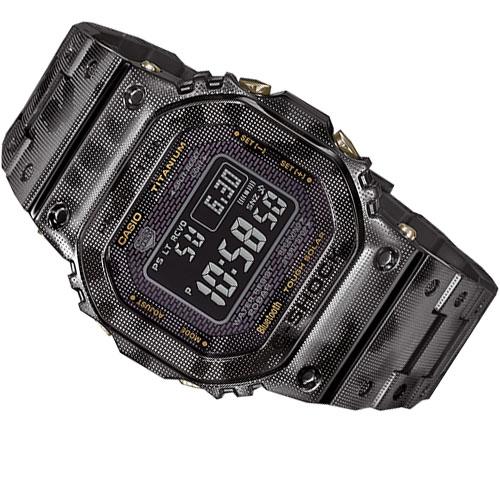GMW B5000TCM 1 1 - Đồng Hồ Nam Casio G Shock GMW-B5000TCM-1 Dây Đeo Titan