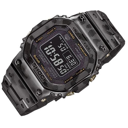 GMW B5000TCM 1 2 - Đồng Hồ Nam Casio G Shock GMW-B5000TCM-1 Dây Đeo Titan