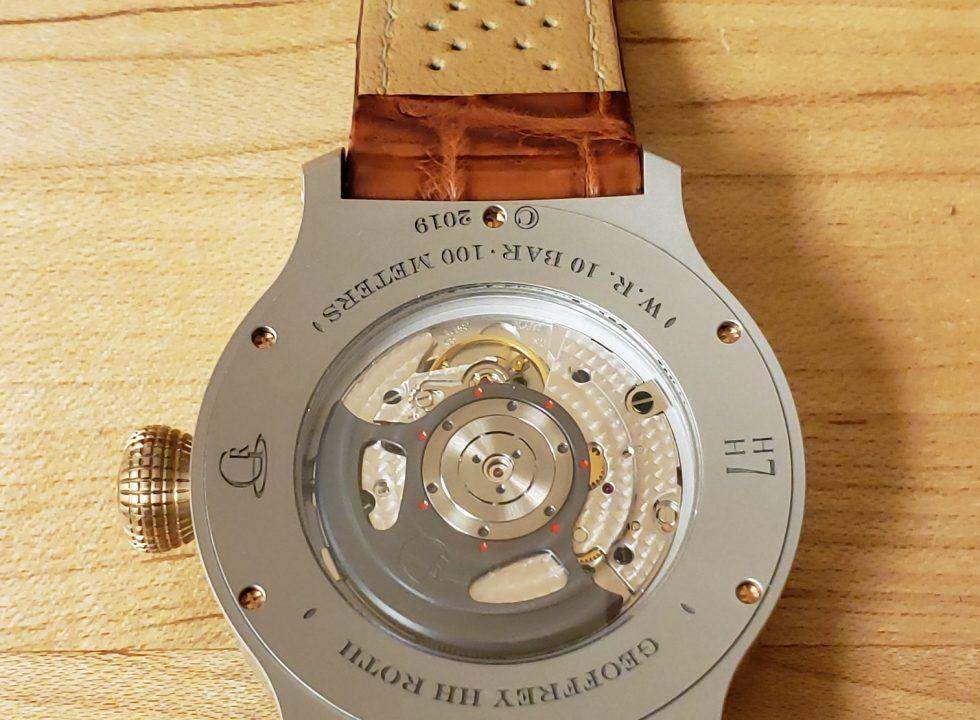 hh3 - Đồng hồ Geoffrey Roth HH7 Flieger là của nước nào? có tốt không?