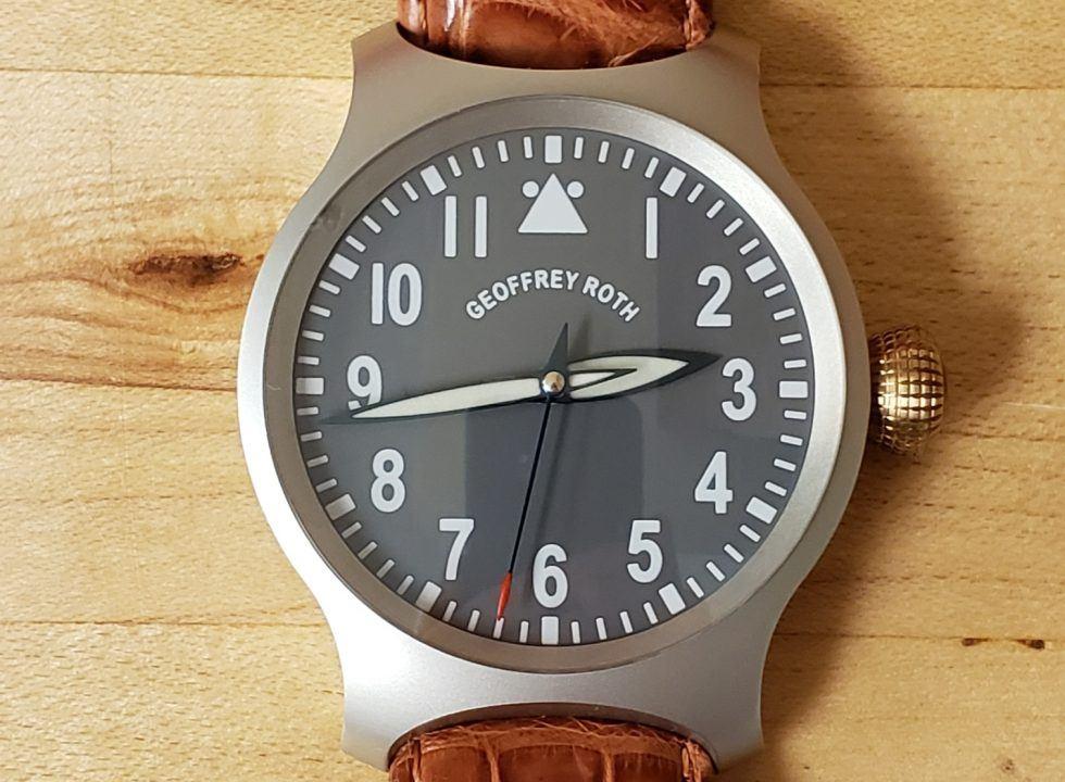 hh7 3 - Đồng hồ Geoffrey Roth HH7 Flieger là của nước nào? có tốt không?