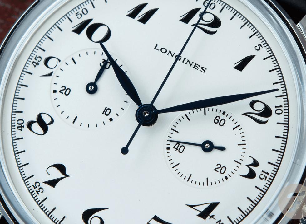 longines 1 - Longines Heritage Classic Chronograph 1946 có gì ấn tượng