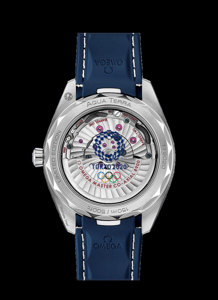 """omega specialities olympic games collection 52212412103001 2 product 745x1024 - Khám phá Bộ sưu tập đồng hồ Omega """"Tokyo 2020"""" Phiên bản giới hạn"""