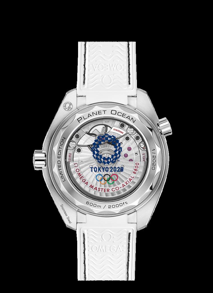 """omega specialities olympic games collection 52233402004001 745x1024 - Khám phá Bộ sưu tập đồng hồ Omega """"Tokyo 2020"""" Phiên bản giới hạn"""