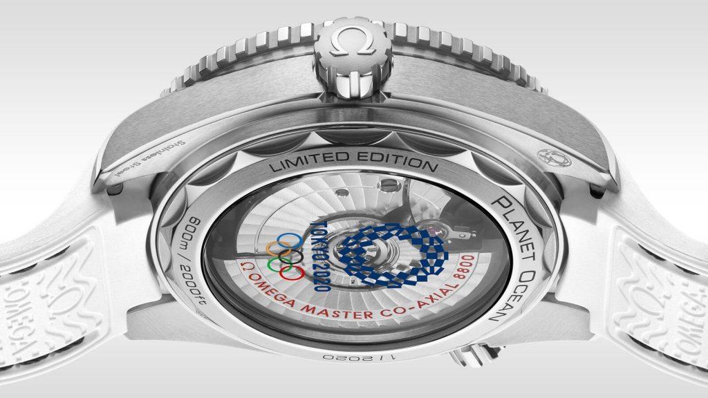 """omega specialities olympic games collection 52233402004001 gallery 2 large 1024x576 - Khám phá Bộ sưu tập đồng hồ Omega """"Tokyo 2020"""" Phiên bản giới hạn"""