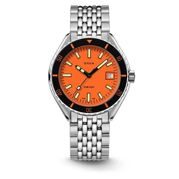 doxa 1 - Top 3 Chiếc đồng hồ lặn Retro với giá khoảng 1.000 đô la