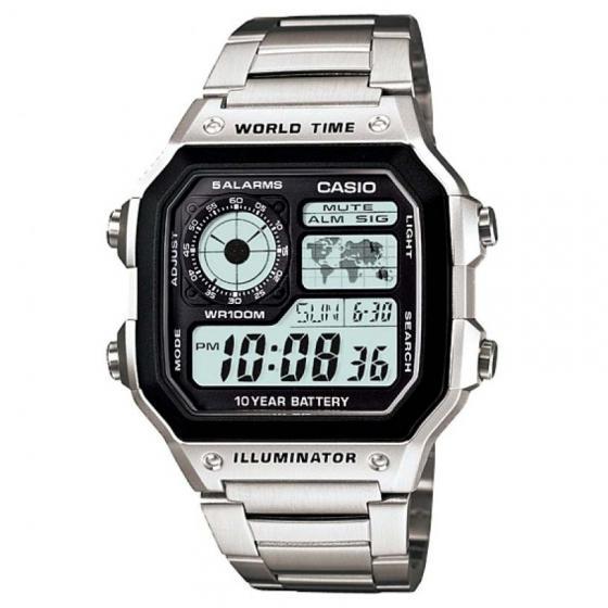 AE 1200WHD 1AVDF - Thuật ngữ đồng hồ đeo tay mà bạn nên biết