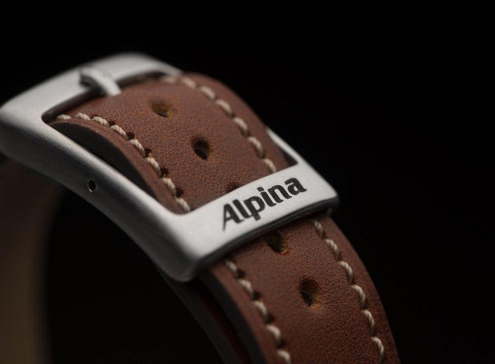 Alpina AL 555DGS4H6 1 - Đồng hồ Alpina Startimer Automatic đậm chất thể thao