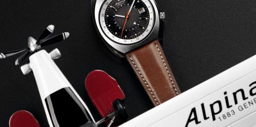 Đồng hồ Alpina Startimer Automatic đậm chất thể thao