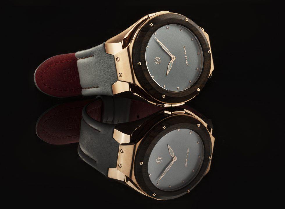 Craftsman 5 - Khám phá thiết kế đồng hồ NISE Thụy Sĩ vỏ ốc vít đầu tiên trên thế giới