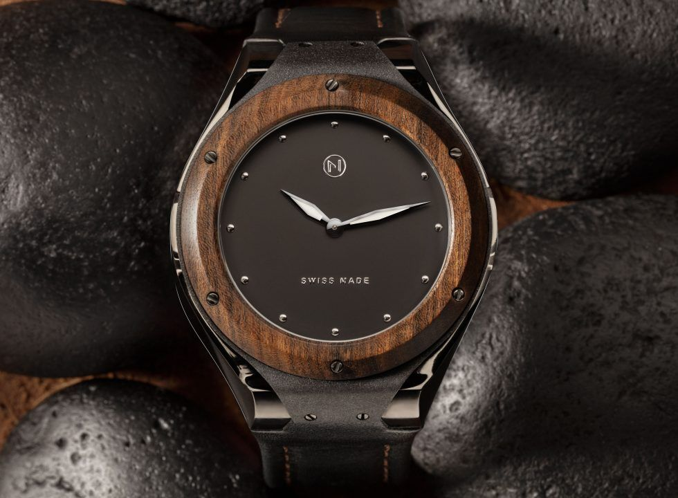 Craftsman 6 - Khám phá thiết kế đồng hồ NISE Thụy Sĩ vỏ ốc vít đầu tiên trên thế giới