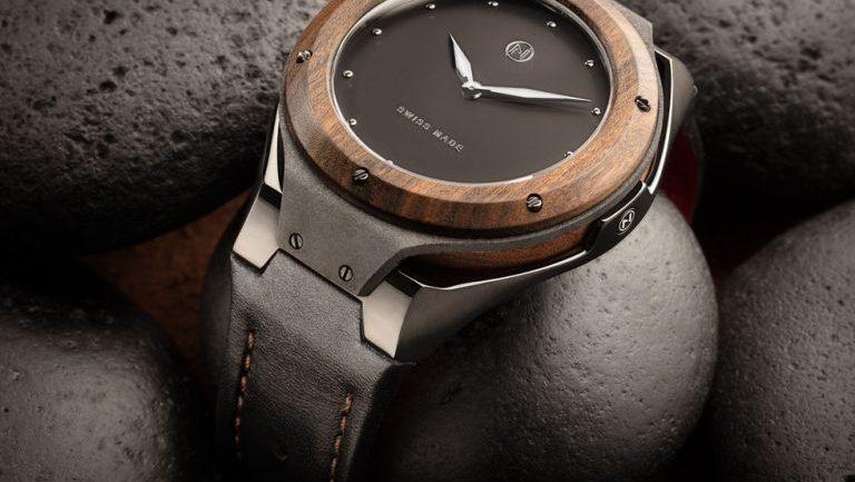 Khám phá thiết kế đồng hồ NISE Thụy Sĩ vỏ ốc vít đầu tiên trên thế giới