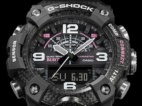 GG B100BTN 1A 6 - Thuật ngữ đồng hồ đeo tay mà bạn nên biết