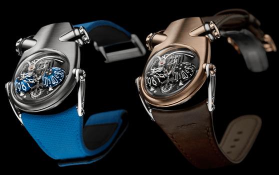 MB & F ra mắt phiên bản đồng hồ đeo tay HM10 Bulldog