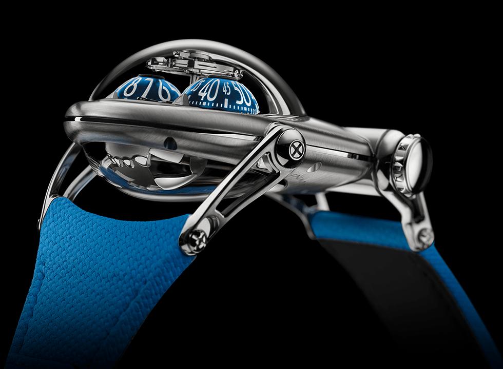 HM10BULLDOG 2 - MB & F ra mắt phiên bản đồng hồ đeo tay HM10 Bulldog