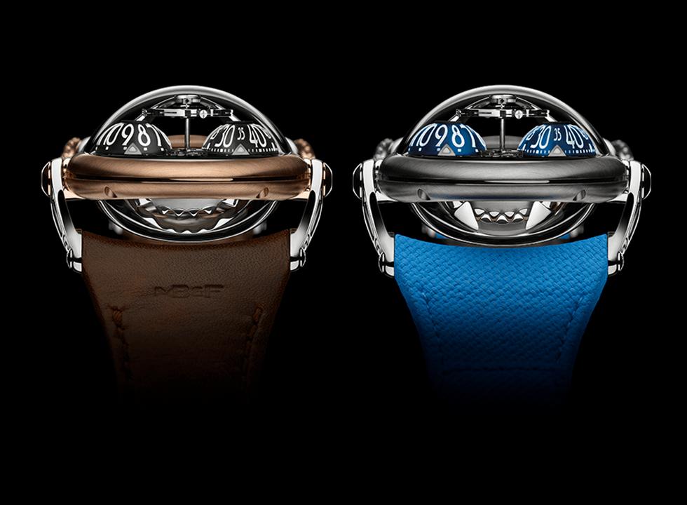HM10BULLDOG 7 - MB & F ra mắt phiên bản đồng hồ đeo tay HM10 Bulldog