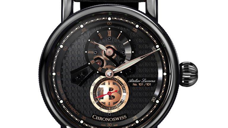 Cách vệ sinh đồng hồ cơ dây kim loại Chronoswiss Thụy Sĩ